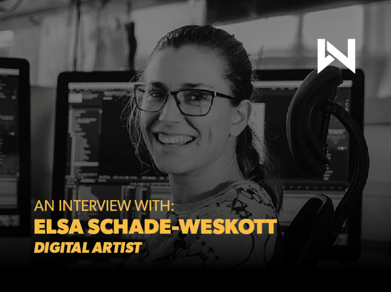 An Interview with Digital Artist Elsa