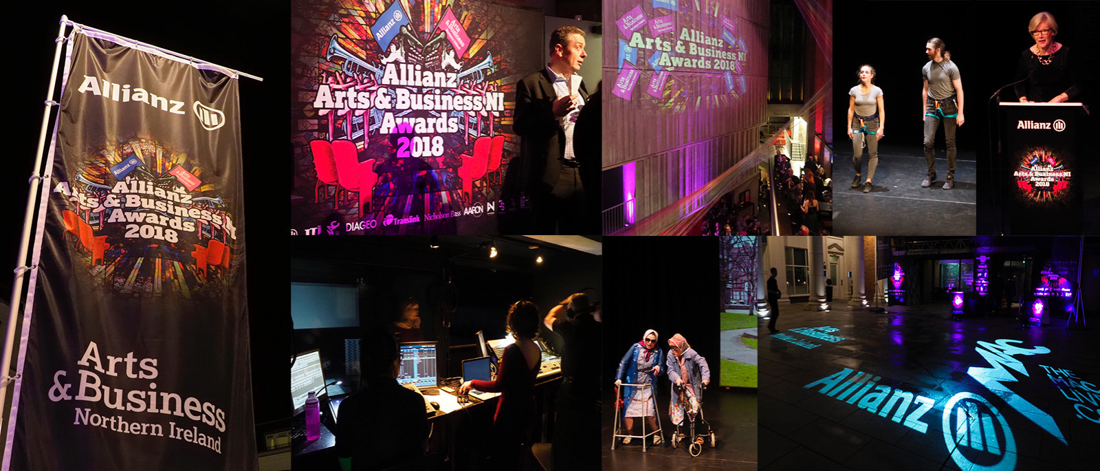 Allianz Arts & Business Awards 2018