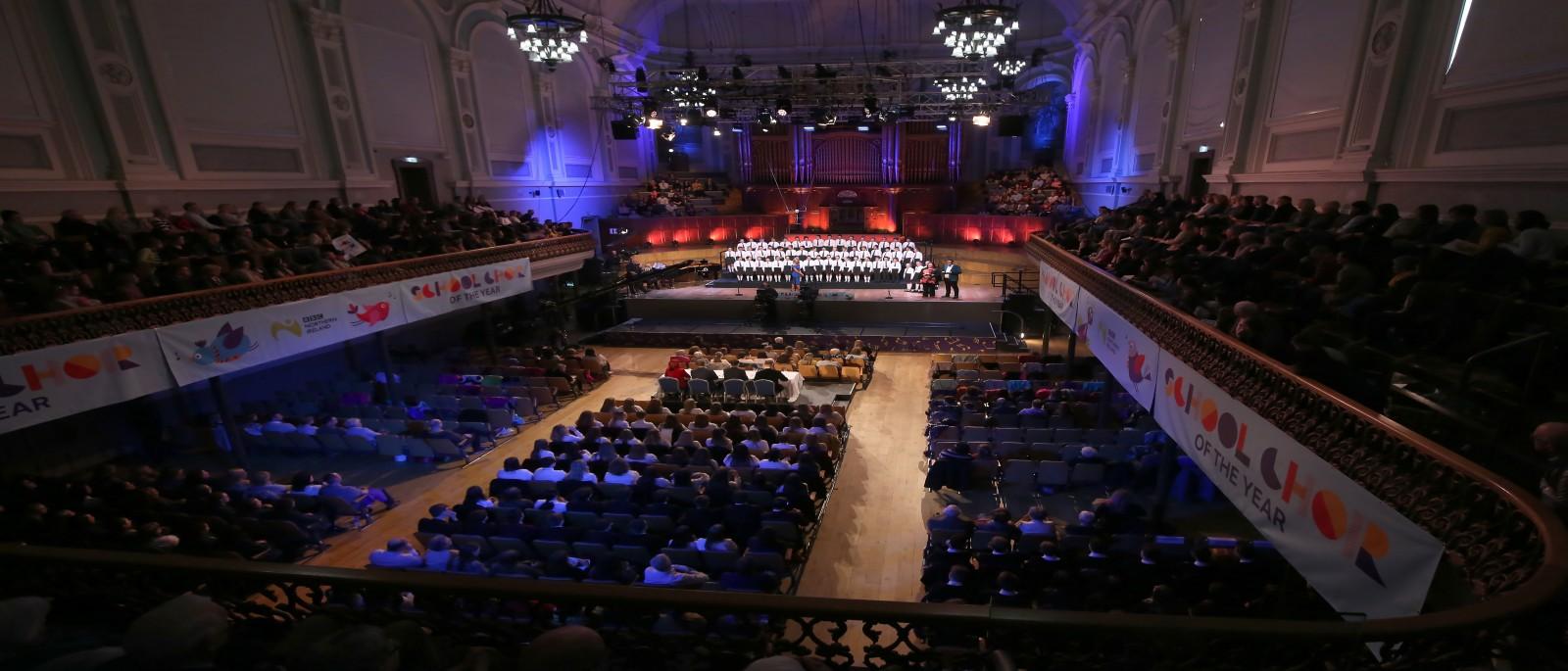 BBC School Choir Of The Year 2018/19