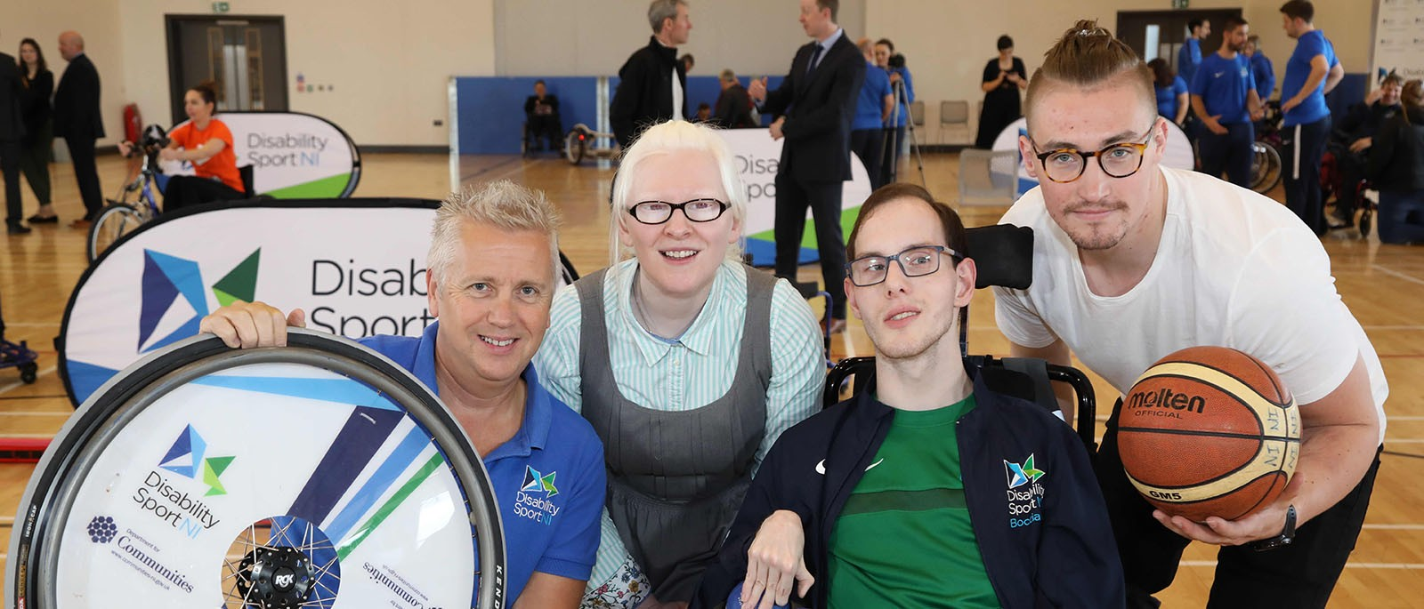 DSNI Disability Sports Hubs