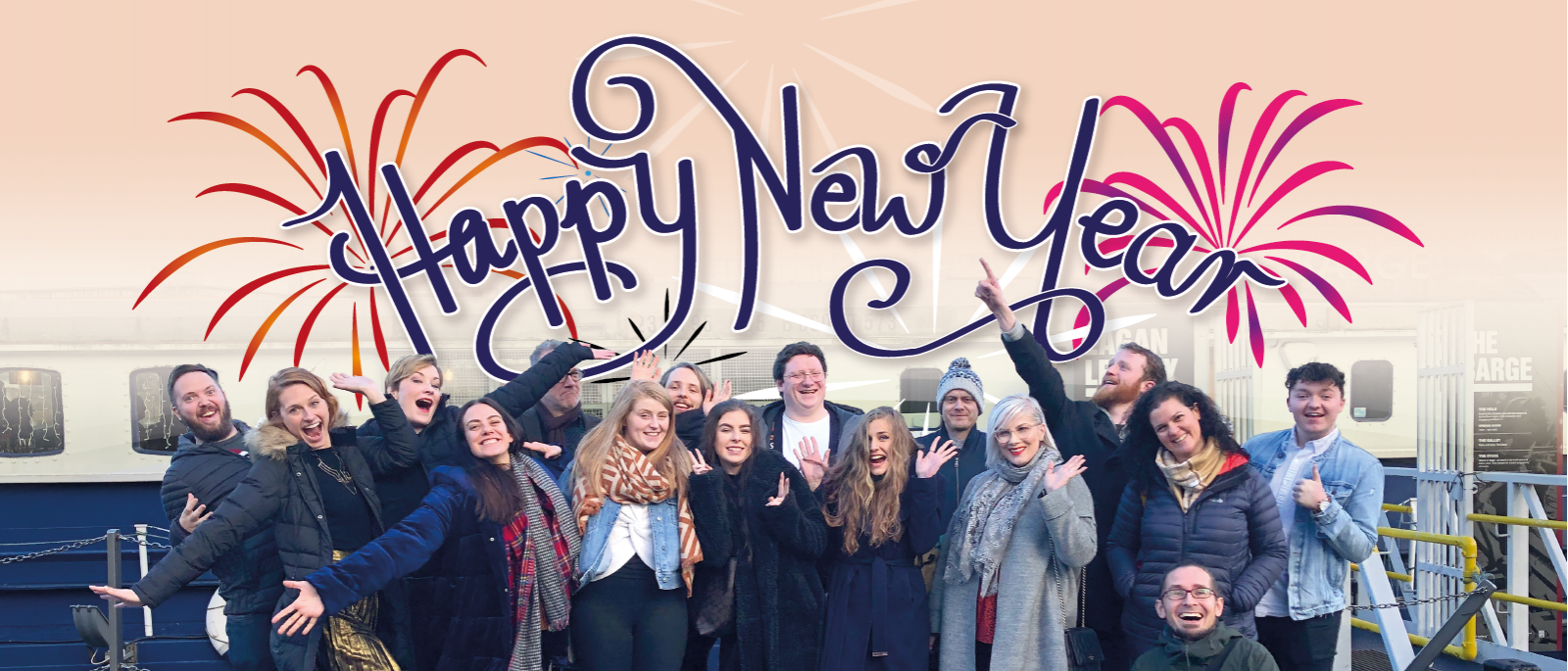 Happy new year from the Whitenoise team!