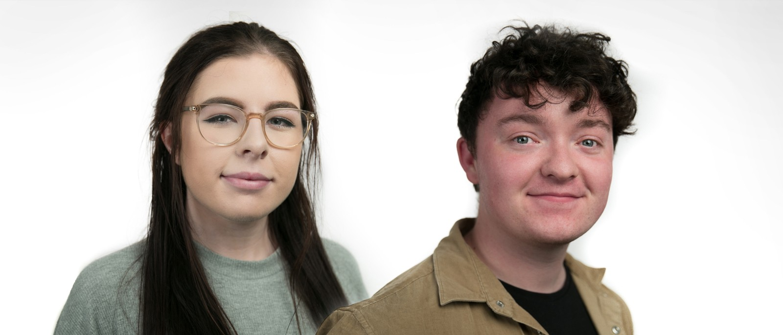 Say hello to Shannon and Gareth...