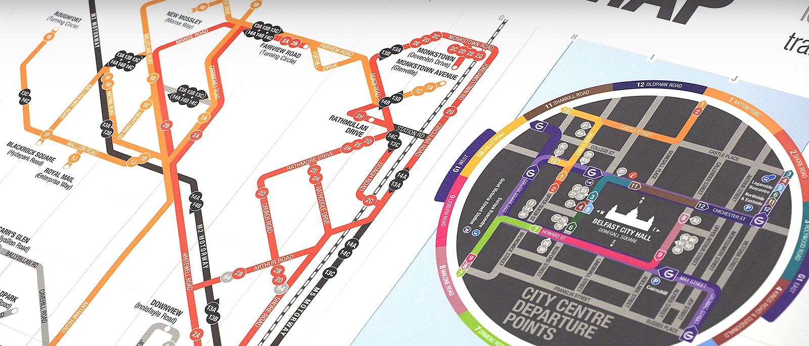 Say hello to the new Translink Metro Map.
