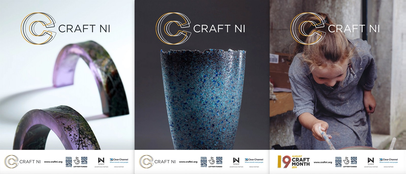 We're getting crafty with Craft NI...