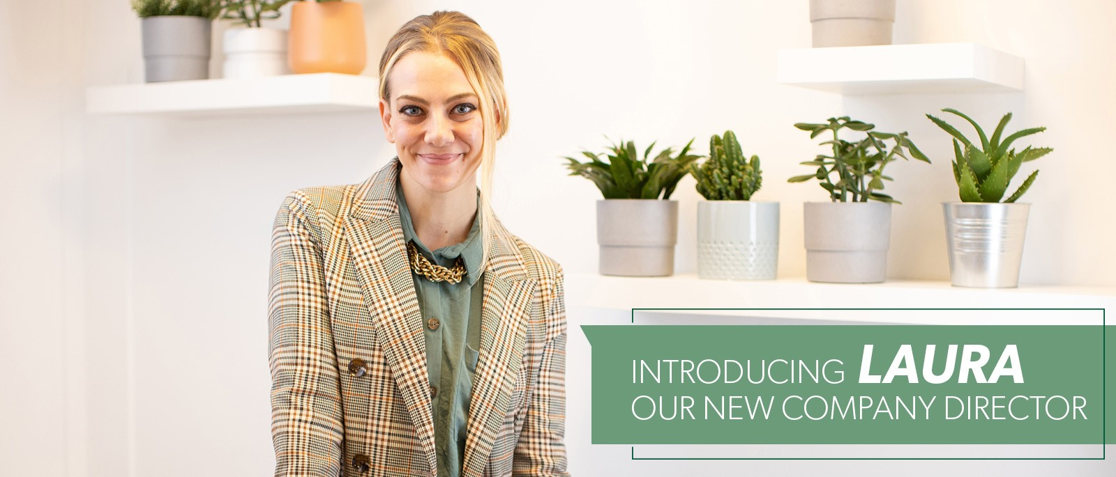 Whitenoise appoints Laura Smyth as a new Company Director