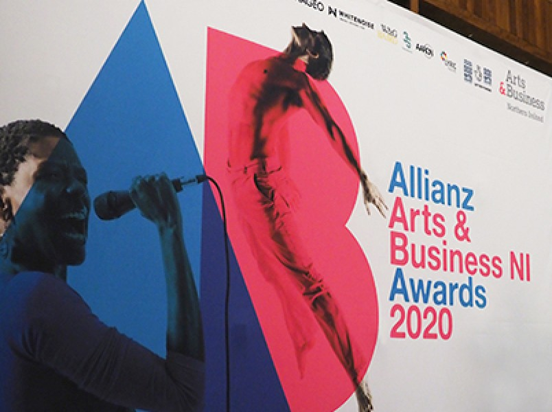 Allianz Arts & Business NI 2020 Awards thumbnail