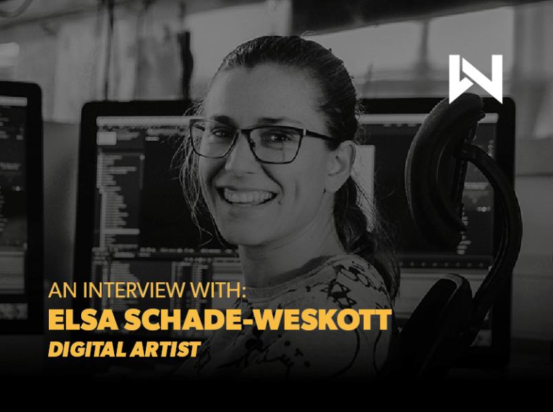 An Interview with Digital Artist Elsa thumbnail