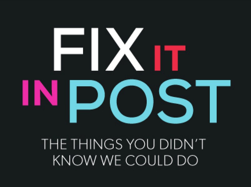 'Fix it in Post' - The Things You Didn't Know We Could Do! thumbnail