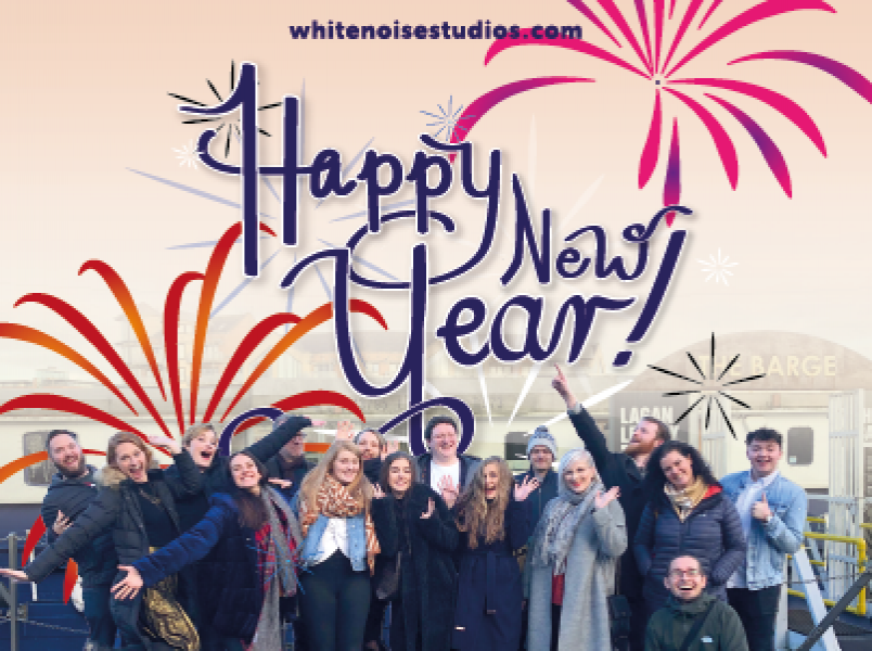 Happy new year from the Whitenoise team! thumbnail
