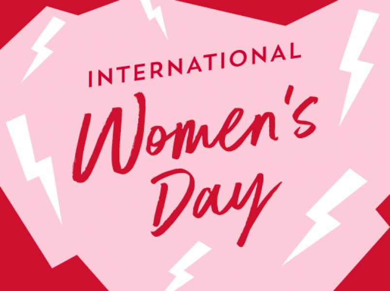 International Women's Day 2021 thumbnail