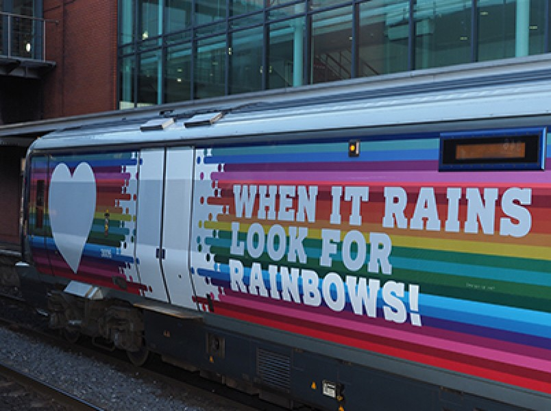 Translink's Trainbows are go... thumbnail