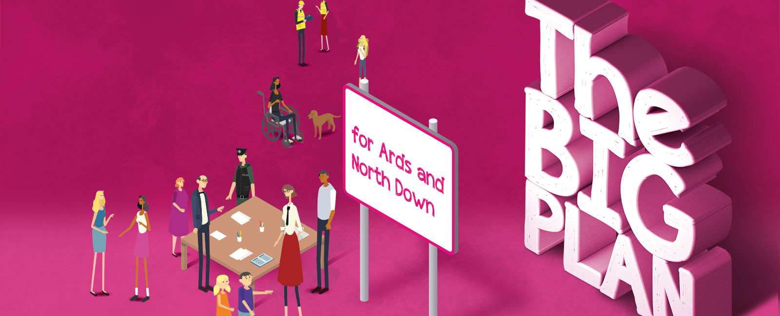 Ards & North Down Borough Council: The Big Plan initiative