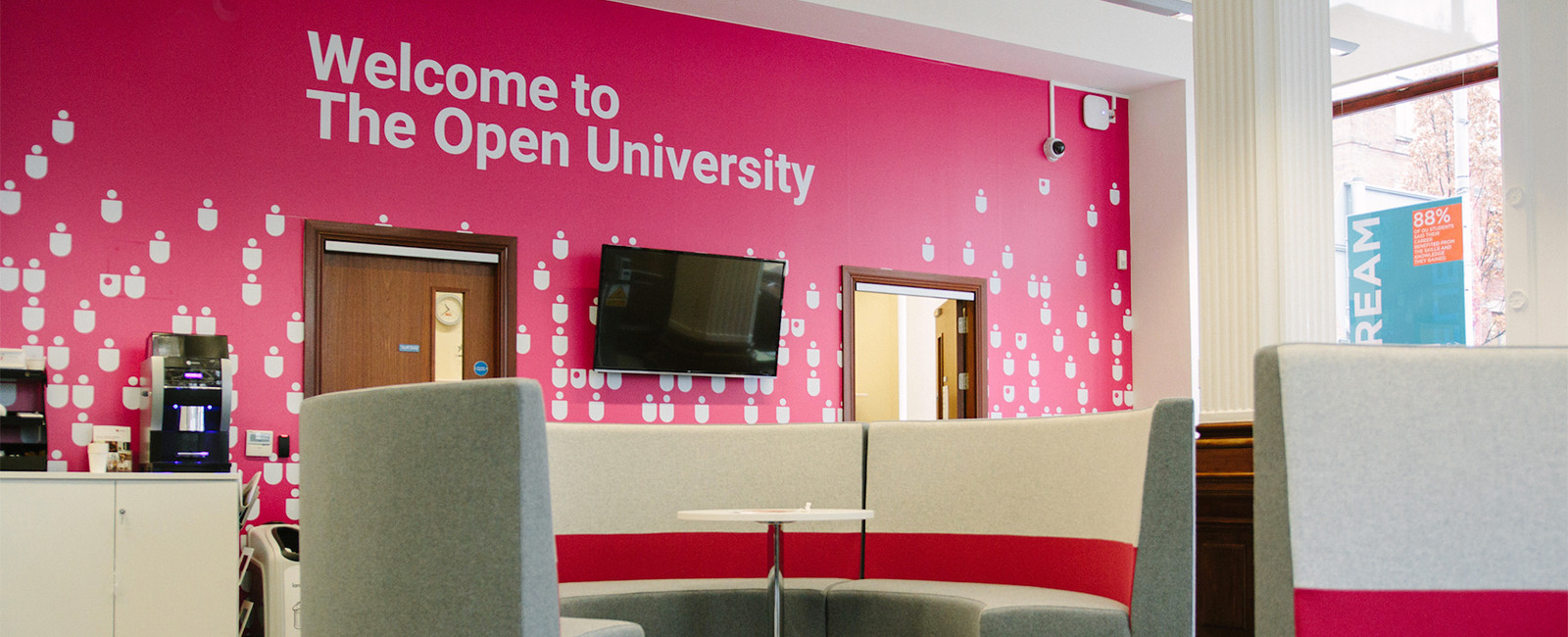 Open University: Event management and film production